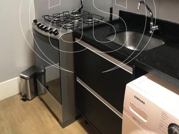 """Apartamento com 1 quarto e Armario cozinha na <span itemprop=""""streetAddress"""">R Pintassilgo</span>, São Paulo, <span itemprop=""""addressLocality"""">Moema</span>"""