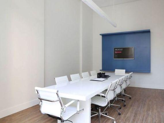 "Studio mobiliado com 34m² no <span itemprop=""addressLocality"">Brooklin</span>, SP"