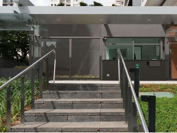 """Apartamento para locação com 41m², <span itemprop=""""addressLocality"""">Brooklin</span>-SP"""