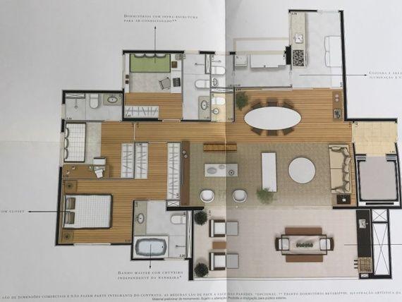 "Lindo apartamento para venda, 142 m², 3 suítes - <span itemprop=""addressLocality"">Vila Leopoldina</span>"