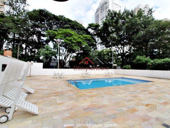 """Apartamento à venda de 317 m² - <span itemprop=""""addressLocality"""">Campo Belo</span>, São Paulo."""