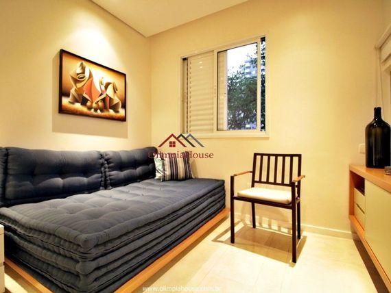"""Apartamento à venda de 100 m² - <span itemprop=""""addressLocality"""">Bela Vista</span>, São Paulo."""