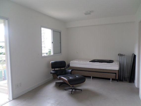 """Apartamento à venda de 49 m² - <span itemprop=""""addressLocality"""">Morumbi</span>, São Paulo"""