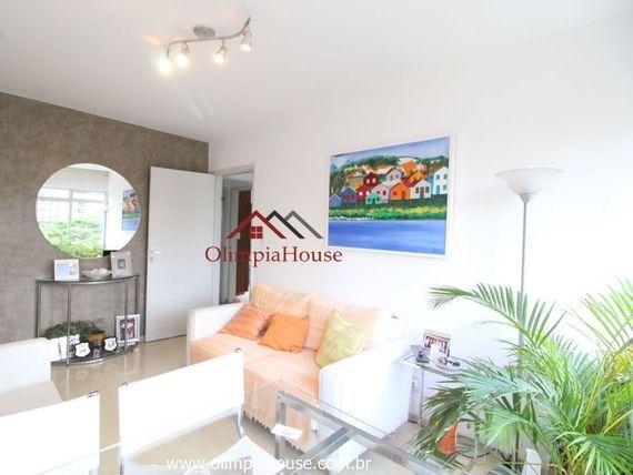 Apartamento para venda com 65m² Vial Olímpia