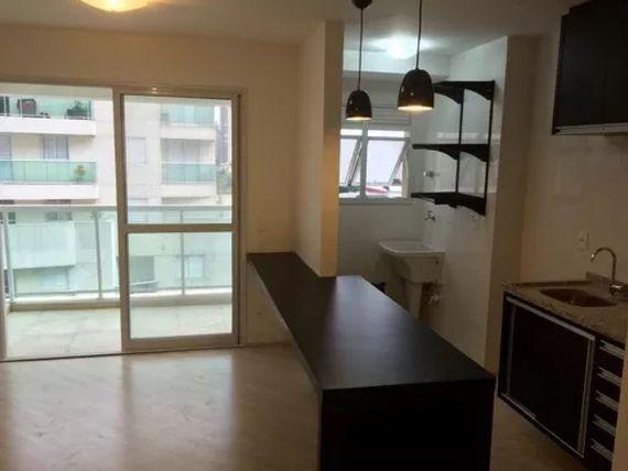 Apartamento à venda com 37m² - Chaçará Santo Antonio - SP