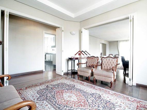 """Apartamento à venda de 280 m² - <span itemprop=""""addressLocality"""">Higienópolis</span>, São Paulo"""