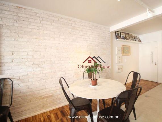 """Apartamento à venda com 99m², <span itemprop=""""addressLocality"""">Itaim Bibi</span>-SP"""
