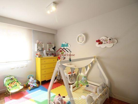 Apartamento Mobiliado para venda com 95m² no Paraíso