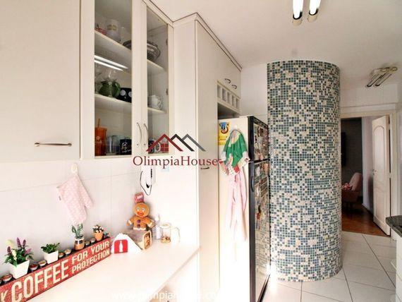 """Apartamento à venda de 91 m² - <span itemprop=""""addressLocality"""">Campo Belo</span>, São Paulo."""