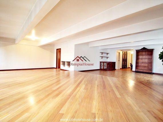 """Apartamento de 337m2 para Locação em <span itemprop=""""addressLocality"""">Higienópolis</span>"""