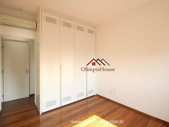 """Apartamento para locação com 234m², <span itemprop=""""addressLocality"""">Itaim Bibi</span> SP."""