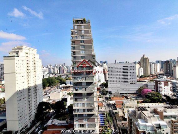 """Aparatamento de alto padrão de 198mts para locação ,na <span itemprop=""""addressLocality"""">Vila Nova Conceição</span>."""