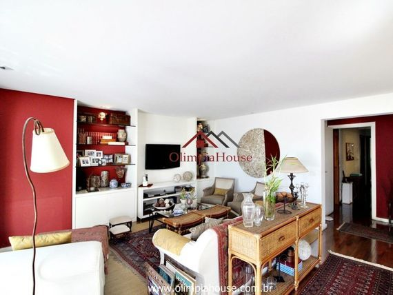 """Apartamento de Alto Padrão com 160m² disponível para venda no <span itemprop=""""addressLocality"""">Brooklin</span> SP"""