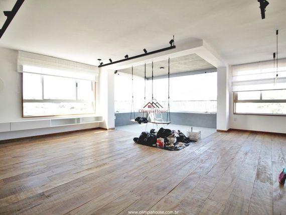 Apartamento para venda e locação com 160m², Vila Romana-SP