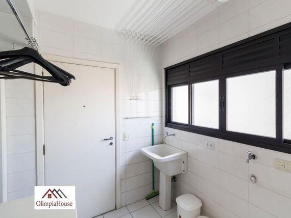 """Apartamento para locação com 160m² em <span itemprop=""""addressLocality"""">Perdizes</span>"""