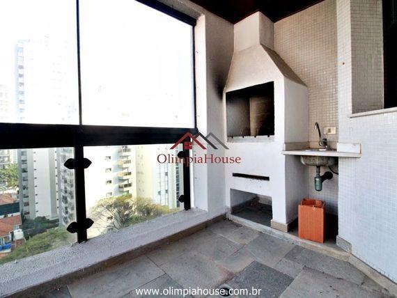 """Apartamento de 4 dormitórios com 230mts para locação ,na <span itemprop=""""addressLocality"""">Vila Nova Conceição</span>."""