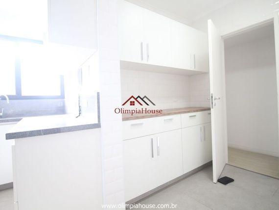Apartamento pronto para morar.