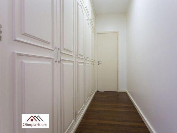 """Apartamento para locação com 190m², <span itemprop=""""addressLocality"""">Paraíso</span> SP."""