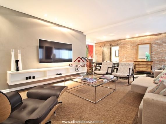 """Apartamento para locação com 135m², <span itemprop=""""addressLocality"""">Jardim Paulista</span> SP;"""