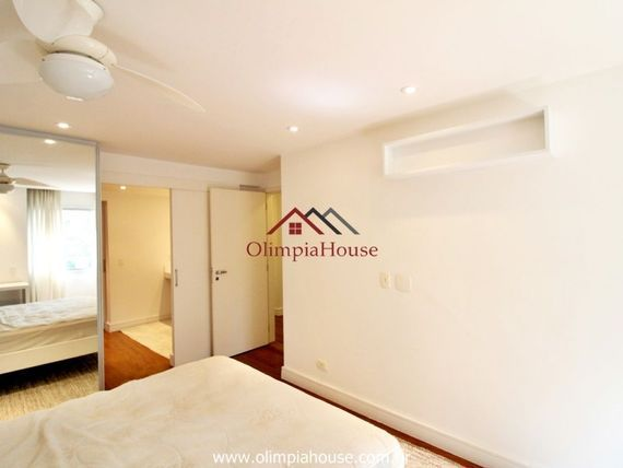 """Apartamento para locação com 165m² , <span itemprop=""""addressLocality"""">Vila Nova Conceição</span> SP;"""