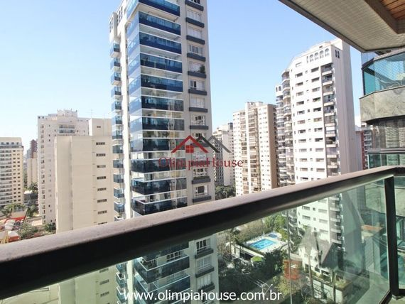 """Apartamento à locação mobiliado com 256m² - <span itemprop=""""addressLocality"""">Moema</span>/SP"""