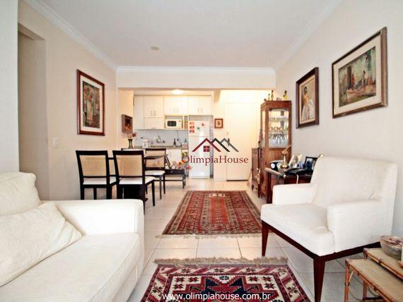 """Apartamento à venda de 76 m² - <span itemprop=""""addressLocality"""">Pinheiros</span>, São Paulo"""
