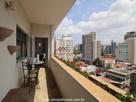 "Apartamento para venda, 129 m² - <span itemprop=""addressLocality"">Pinheiros</span>"