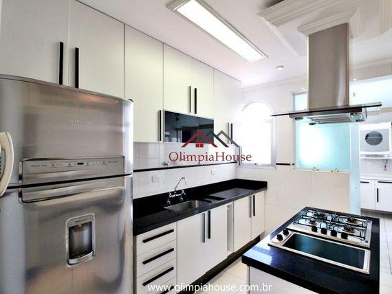 """Apartamento para locação com 125m², <span itemprop=""""addressLocality"""">Moema</span> SP."""