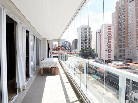 """Apartamento para locação com 72m², <span itemprop=""""addressLocality"""">Vila Nova Conceição</span> SP."""
