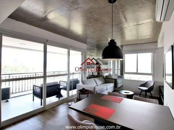 """Apartamento Studio 63m² - <span itemprop=""""addressLocality"""">Brooklin</span>"""