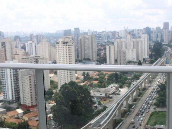 """Apartamento à venda com 53m² no <span itemprop=""""addressLocality"""">Campo Belo</span>"""