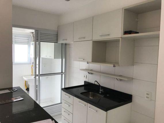 Apartamento à venda de 49 m² - Morumbi, São Paulo.
