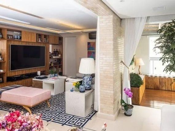 """Apartamento à venda com 151m² no <span itemprop=""""addressLocality"""">Campo Belo</span>"""