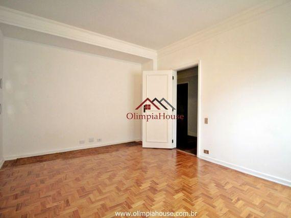 """Apartamento para locação de 395 m² - <span itemprop=""""addressLocality"""">Cerqueira César</span>, São Paulo"""