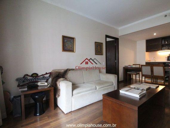 """Flat para venda e locação mobiliado de 64 m² - <span itemprop=""""addressLocality"""">Paraíso</span>, São Paulo."""