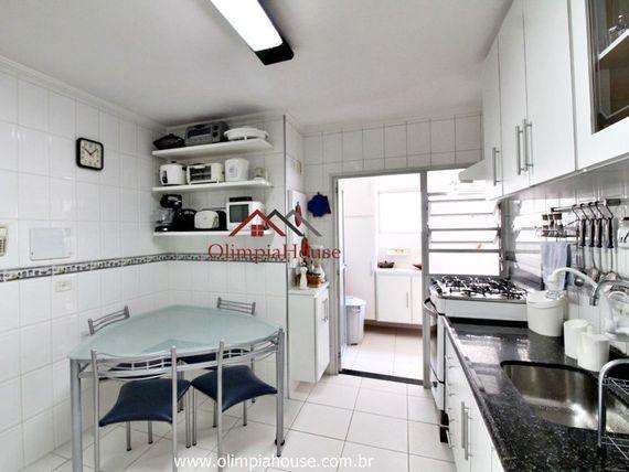 """Apartamento para venda com 112m² no <span itemprop=""""addressLocality"""">Brooklin</span>"""