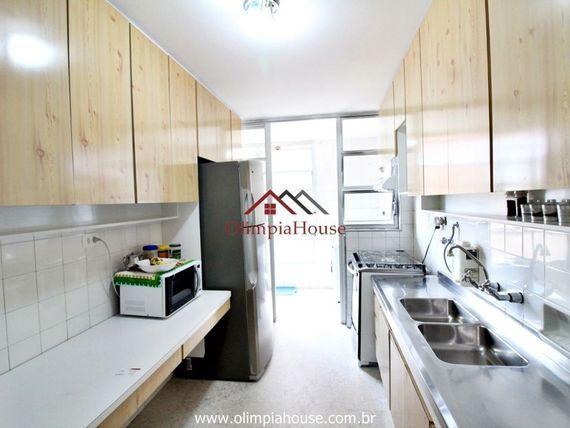 Apartamento a venda com 102 m² -  Brookin, São Paulo.