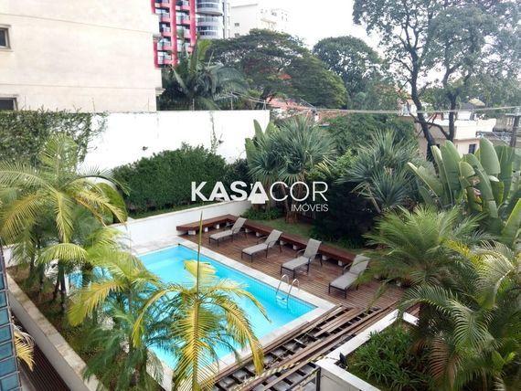 """Apartamento com 3 quartos e 8 Andar na <span itemprop=""""streetAddress"""">R Bahia</span>, São Paulo, <span itemprop=""""addressLocality"""">Higienópolis</span>"""
