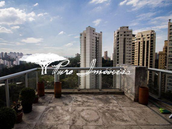 """Cobertura com 1 quarto e Aceita negociacao na <span itemprop=""""streetAddress"""">Av Dona Helena Pereira De Moraes</span>, São Paulo, <span itemprop=""""addressLocality"""">Parque do Morumbi</span>"""