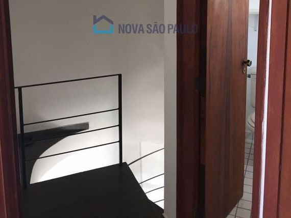 """Cobertura com 2 quartos e 2 Vagas na <span itemprop=""""streetAddress"""">R Gustavo Da Silveira</span>, São Paulo, <span itemprop=""""addressLocality"""">Vila Santa Catarina</span>"""