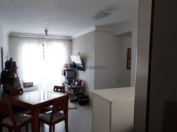 """Apartamento com 3 quartos e 8 Andar na <span itemprop=""""streetAddress"""">Av Dos Ourives</span>, São Paulo, <span itemprop=""""addressLocality"""">Jardim São Savério</span>"""