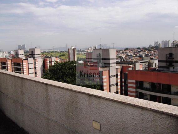 """Cobertura com 4 quartos e 5 Vagas na <span itemprop=""""streetAddress"""">R Renato Egídio De Souza Aranha</span>, São Paulo, <span itemprop=""""addressLocality"""">Vila São Francisco</span>"""