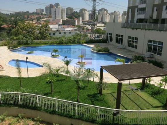 """Apartamento com 2 quartos e Churrasqueira na <span itemprop=""""streetAddress"""">Av Doutor Cândido Motta Filho</span>, São Paulo, <span itemprop=""""addressLocality"""">Vila São Francisco</span>"""