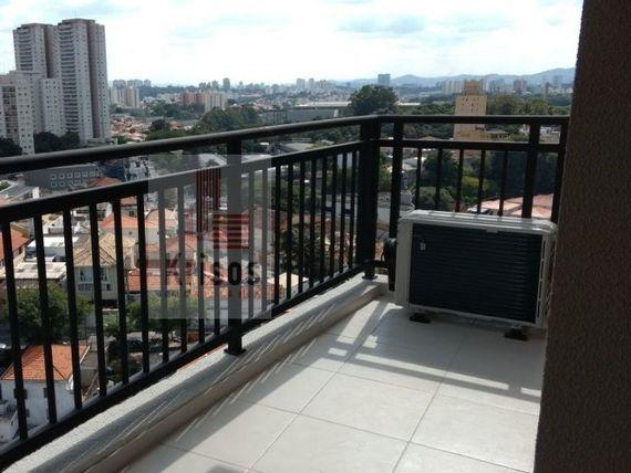Apartamento novo com sacada gourmet, próximo do metro Butantã