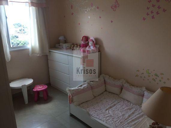 Apto com 55 m², 3 dorms, sendo 1 suite, 1 vaga. Excelente  condomínio