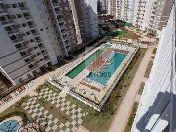 Apartamento Garden, dentro de condomínio fechado no Taboão da Serra