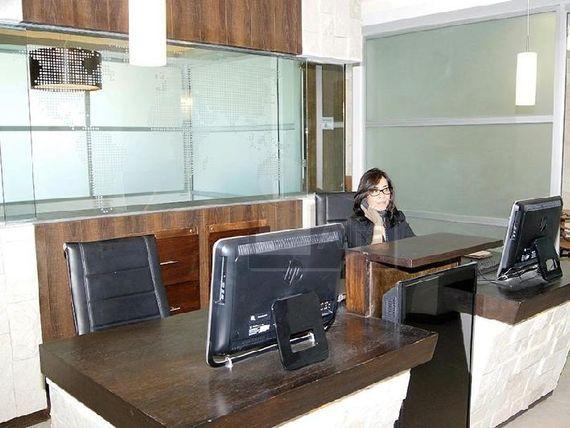 """Oficinas en renta en <span itemprop=""""addressLocality"""">Querétaro</span>, Centro Sur <span itemprop=""""streetAddress"""">Central Park</span>"""