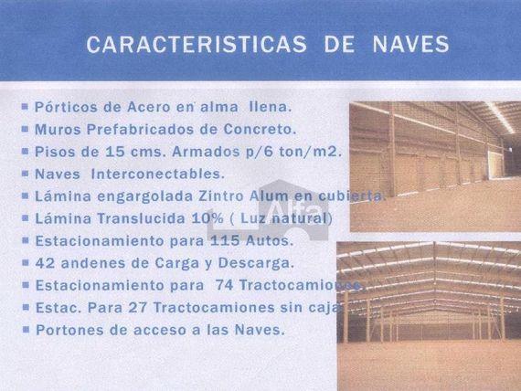 """Naves Industriales en Renta. <span itemprop=""""addressLocality"""">Huejotzingo</span>, Puebla. De 3,000 a 7,280 m2"""