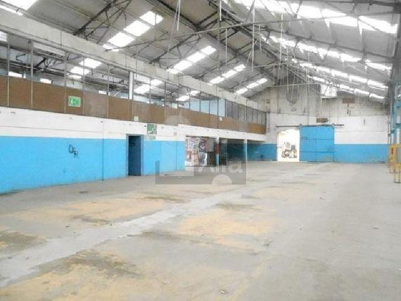 Nave o Bodega Comercial en renta de 7500 m2 en col. Atlampa, Deleg Cuauhtemoc, CDMX