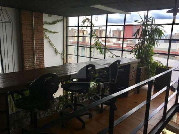 """Oficina comercial en renta en Roma Norte, Cuauhtémoc, <span itemprop=""""addressLocality"""">Distrito Federal</span>"""